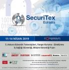 Tarsus Türkiye – CYF Fuarcılık A.Ş.  Securitex Eurasia 2019