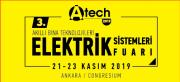 A-TECH Akıllı Bina Teknolojileri Elektrik Sistemleri Fuarı